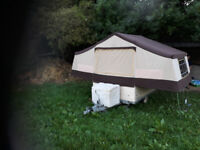 Trailer tent in good condition