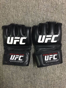 ufc official fighting gloves for mma like new medium size box k1