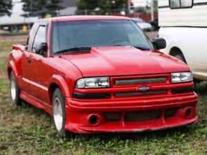 1999 Chevrolet S-10 *PROJECT TRUCK*