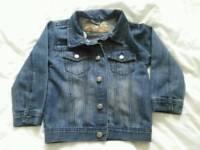 Boy's jeans coat