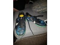 3 pairs Boys size 1 astro trainers