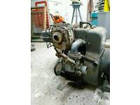Briggs and Stratton 4stroke 8hp engine