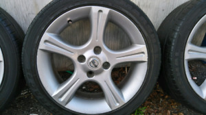 jantes/mags nissan specV
