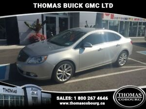 2014 Buick Verano Convenience Group I  - Certified - $104.26 B/W