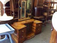 Vintage Art Deco dressing table