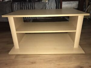 Maple TV Stand
