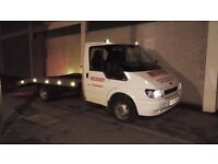 ford transit recovery t350 2.4 turbo diesel 2003 reg 5 speed manual very good truck