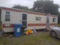 2 bed Mobile home for sale 32ft by 10 ft. Includes all furniture and appliances. Modern style mobile