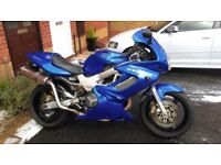 Spares or repairs vtr 1000 for family car