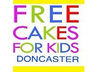 Free cakes for kids Doncaster