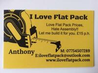 Professional Flatpack Assembly Service