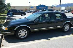 1996 Mercury Cougar XR7 Coupe (2 door) made in USA