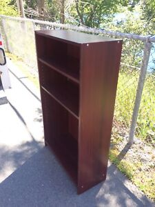 Moving out sale! Book shelf for 15$