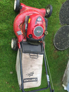 Free Craftsman Lawnmower for Parts