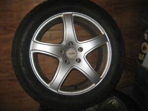 Fast Wheels and 225/60R/18 Winter tires----