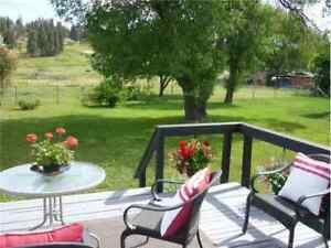 Build in KELOWNA on 2 ACRES- for sale