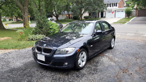 2009 BMW 3 Series Premium Package with Winter Tires and Rims