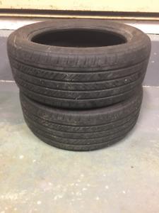 2 Michelin Pilot P225 / 50R17