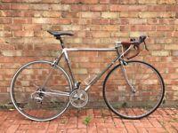Vintage 56cm Moser bike