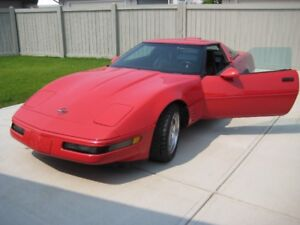 1991 Corvette Loaded