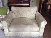 Small 2 seater sofa - love seat
