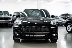 2017 Porsche Macan *PANORAMIC * NAVI*/Warranty
