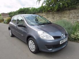 RENAULT CLIO 1.2 TCE 5 DOOR HATCH ONLY 42K MILES FULL SERVICE HISTORY.