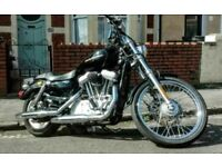 Harley Davidson Sportster 883 ***Low Miles***