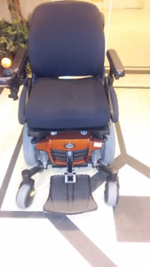 Almost New Power Quantum 6 Edge Wheel Chair