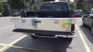 Crossover truck box /tool box for sale
