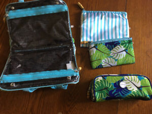 Make up bags/Travel bags