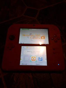 Nintendo 2DS System And Games For Sale
