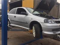 Vauxhall Astra irmscher body kit