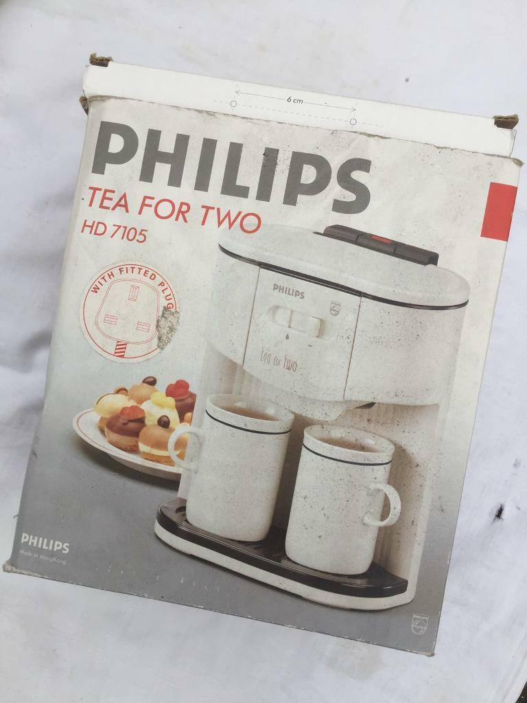 Phillips tea for two