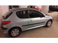 Peugeot 206 1.1 2001MY low miles for year
