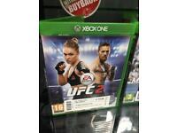 Xbox One UFC 2 - game