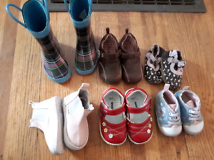Size 5 shoes/boots