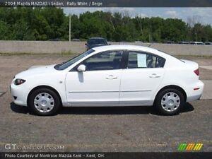 2004 Mazda Mazda3 GX Sedan Great Condition Local Clean title