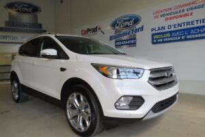 Ford Escape TITANIUM AWD CUIR TOIT NAV 2017
