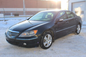 Acura RL SH - AWD {REDUCED} LOADED / NAVI / Bluetooth!