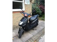 **FOR SALE 2007 YAMAHA CYGNUS 125cc / NEW MOT / £699