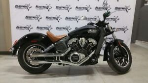 2016 Indian Motorcycle Scout Thunder Black