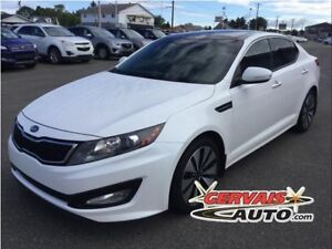 Kia Optima SX Navigation Cuir Toit Panoramique MAGS 2013