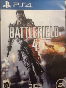 BATTLEFIELD 4 MINT CONDITION - ps4