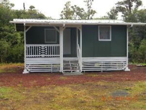 Hawaii 1 Acre Lot & LIVABLE House FINANCING Offers?
