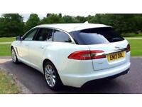2013 Jaguar XF 2.2d (200) Premium Luxury 5dr Automatic Diesel Estate