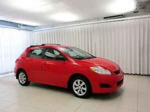 2011 Toyota Matrix AWD 5DR HATCH