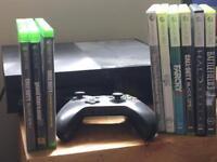 Xbox one plus games £130