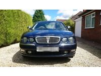 Rover 75 2.0 CDTi Diesel Connoisseur SE Automatic 4dr.South Cave.
