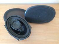Pro Plus 6x9 speakers